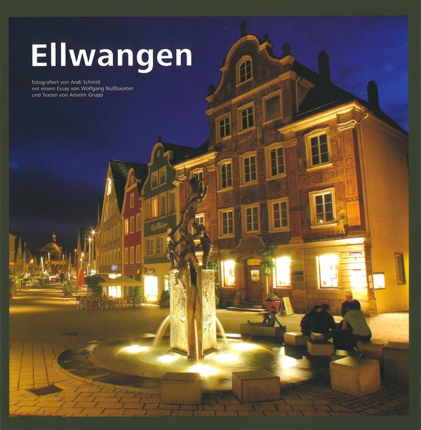 Bildband Ellwangen