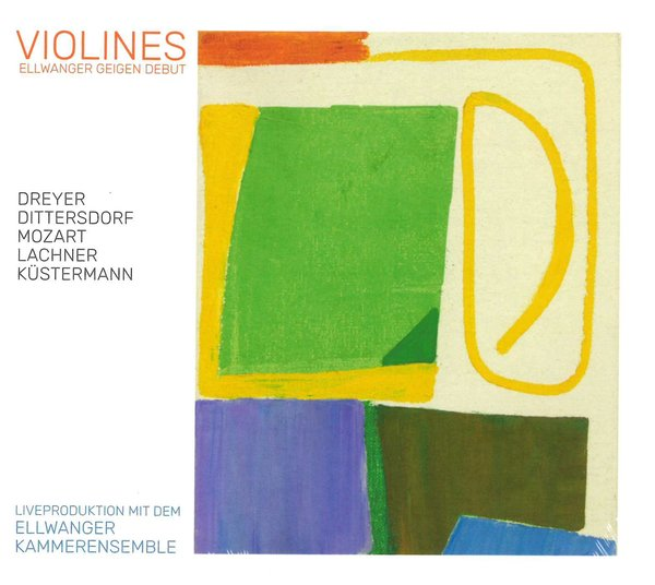 Musik-CD Violines